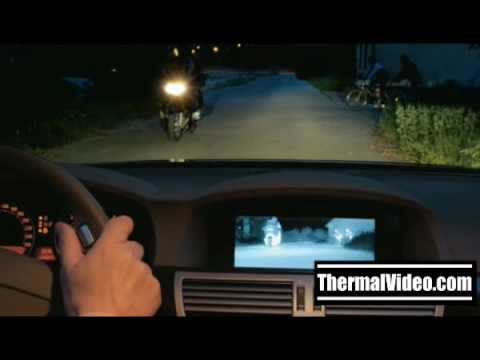 FLIR PathfindIR Thermal Imaging Night Vision Car System