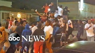 South Los Angeles Erupts in Protest After Teen Killed in Police-Involved Shooting