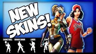 *LEAKED* NEW SEASON 4 SKINS AND COSMETICS (Fortnite Battle Royale)