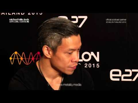 """michael talks tech"" Special  Edition Echelon Thailand 2015"