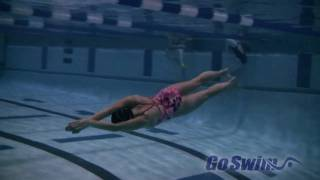 Swimming - Butterfly - Lower-Back Dolphin Kick