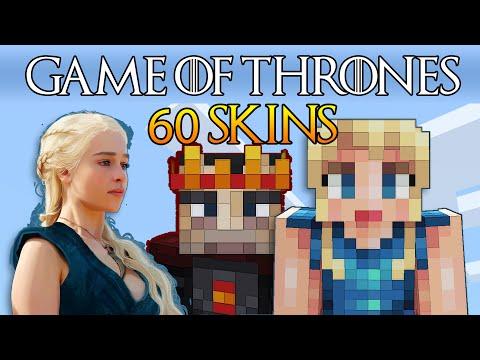 Game of Thrones Skin Pack Minecratt XBOX 360   60 SKINS   ¿POR QUE? APOLEX   PC