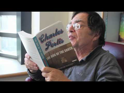 Paul Celebrates Charles Portis