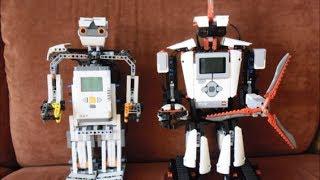 LEGO Mindstorms - Ev3rstorm VS Alpha rex