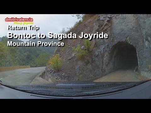 Pinoy Joyride - Bontoc to Sagada Joyride