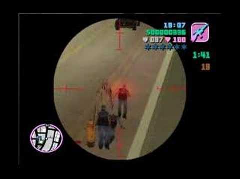 GTA: Vice City - Rampage #4