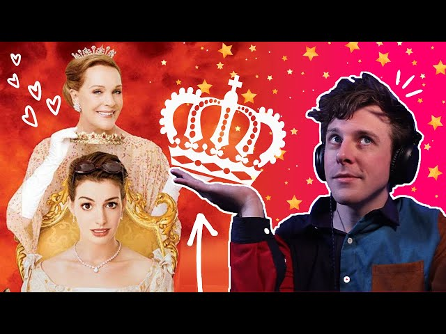 GENOVIA IS SO DYSFUNCTIONAL! (Princess Diaries 2 Movie Commentary & Reaction)