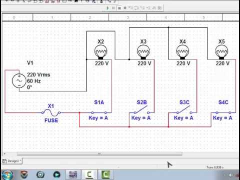 wiring lights with switches in urdu hindi youtube rh youtube com wiring for lights with pull chain wiring for lights uk