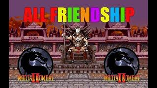 Vídeo Mortal Kombat II PSN