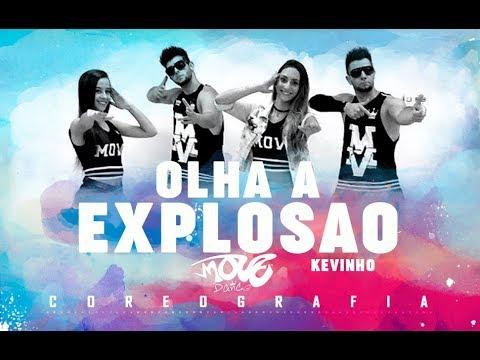 Olha a Explosão - MC Kevinho - Coreografia - Move Dance Brasil (KondZilla)