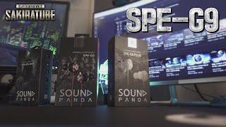 가성비갑 이어폰 ? 사운드판다 SPE-G9