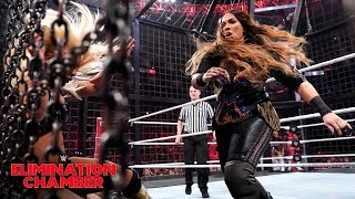 Six teams fight tooth-and-nail to make women's tag team history: WWE Elimination Chamber 2019