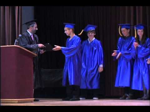 Lycee International School Los Angeles Graduation 2011