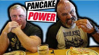 The Power of Pancakes | Post Workout
