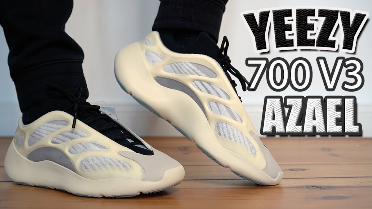 yeezy 700 sole height