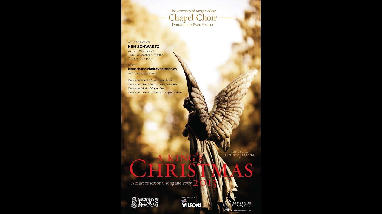 A King\'s Christmas 2013 - YouTube
