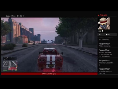 Playing GTAV with brother j-ross2k