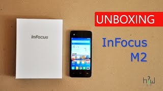 Infocus M2 Unboxing India 8mp Front & Rear camera with Flash | How is it
