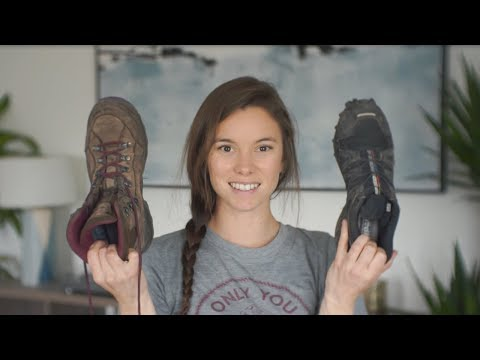 Boots vs. Trail Runners For Backpacking | My One Year Test