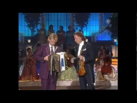 Andre Rieu Rare from a tv program lord of the dance