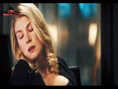 Jack Reacher Tom Cruise Rosamund Pike Romantic Scene (2012 ...