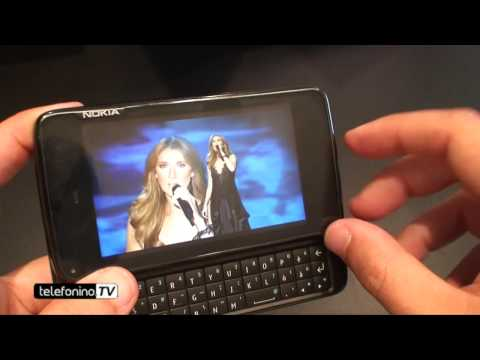 Nokia N900 videopreview da Telefonino.net