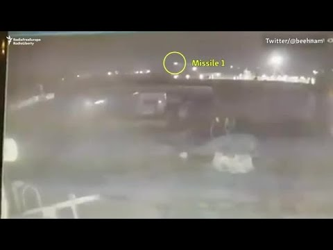Carmen - New Video Shows 2nd Iranian Missile Hitting Passenger Jet