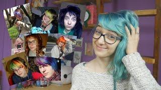 Vlog: Historia moich włosów