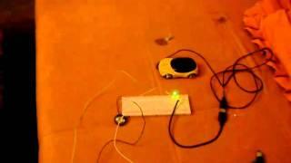 Arduino+USB myš