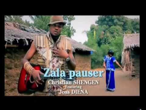 """ZALA PAUSER"" avec Christian SHENGEN Feat  José DIENA"