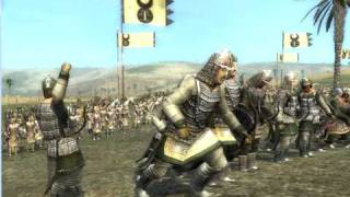 The Battle of Ain Jalut 1260 - (Egyptian Mamluks vs Mongols)