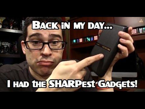 Retro: Sharp Wizard 64KB Electronic Organizer