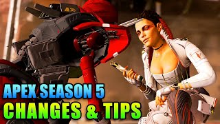 Apex Legends Season 5 - What's New and Top Tips