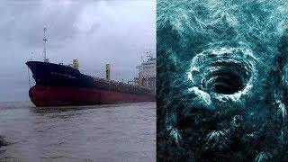 Geheimnisvolles Schiff taucht nach 9 Jahren wieder auf!