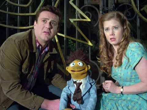 Amy Adams Muppets