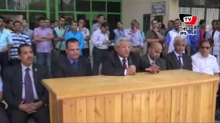 رئيس جامعة المنيا: نتمنى أن نؤدي رسالتنا على أكمل وجه