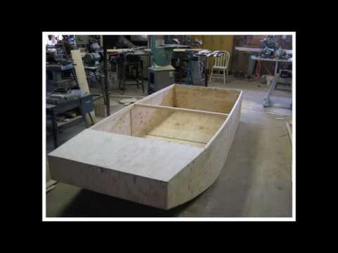 How To Build A Boat How To Build A Wooden Fishing Boat