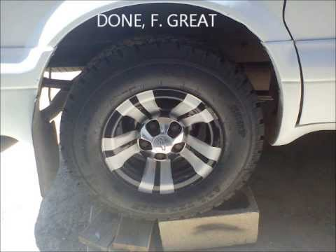 How To Spray Paint Your Rims