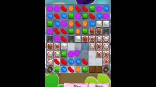 Candy crush saga level 1221 No booster