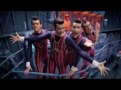 We are Number One but youtube said my title was too long