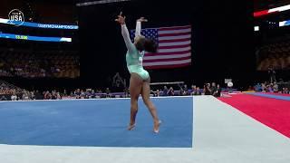 Simone Biles Is The Star Of U.S. Gymnastics Championships  | Summer Champions Series