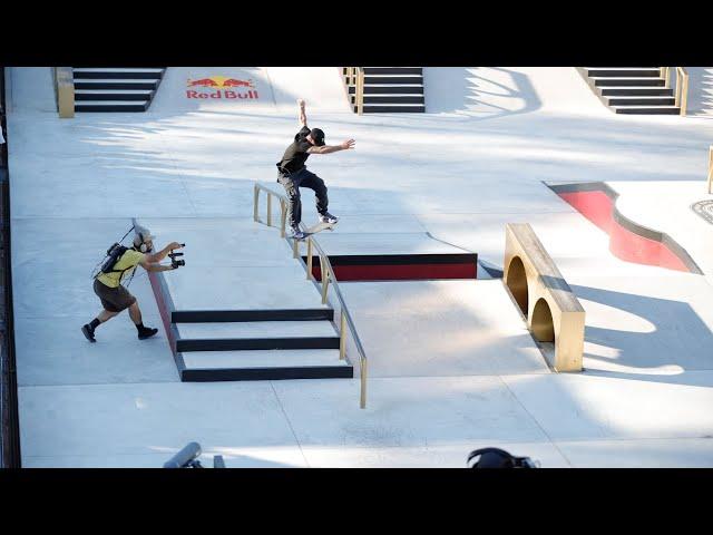 Street Skateboarding World Championships - Rome 2021 - Men's Preseeded Practice