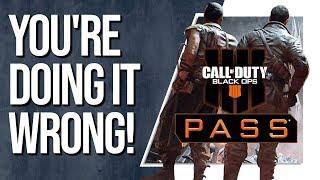 Community Backlash Over Black Ops 4 Season Pass