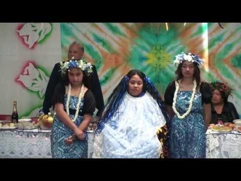 Wellington Atiu Mapu Dancers
