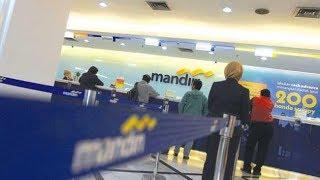 Dikabarkan Error, Begini Kondisi Bank Mandiri KC Watampone