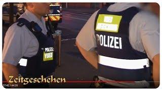 Gewalt gegen Polizisten: Mit Bodycam auf Streife [DOKU][HD]