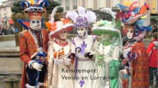 7 voyages en Lorraine