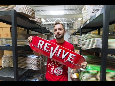 HOW I STARTED REVIVE SKATEBOARDS.