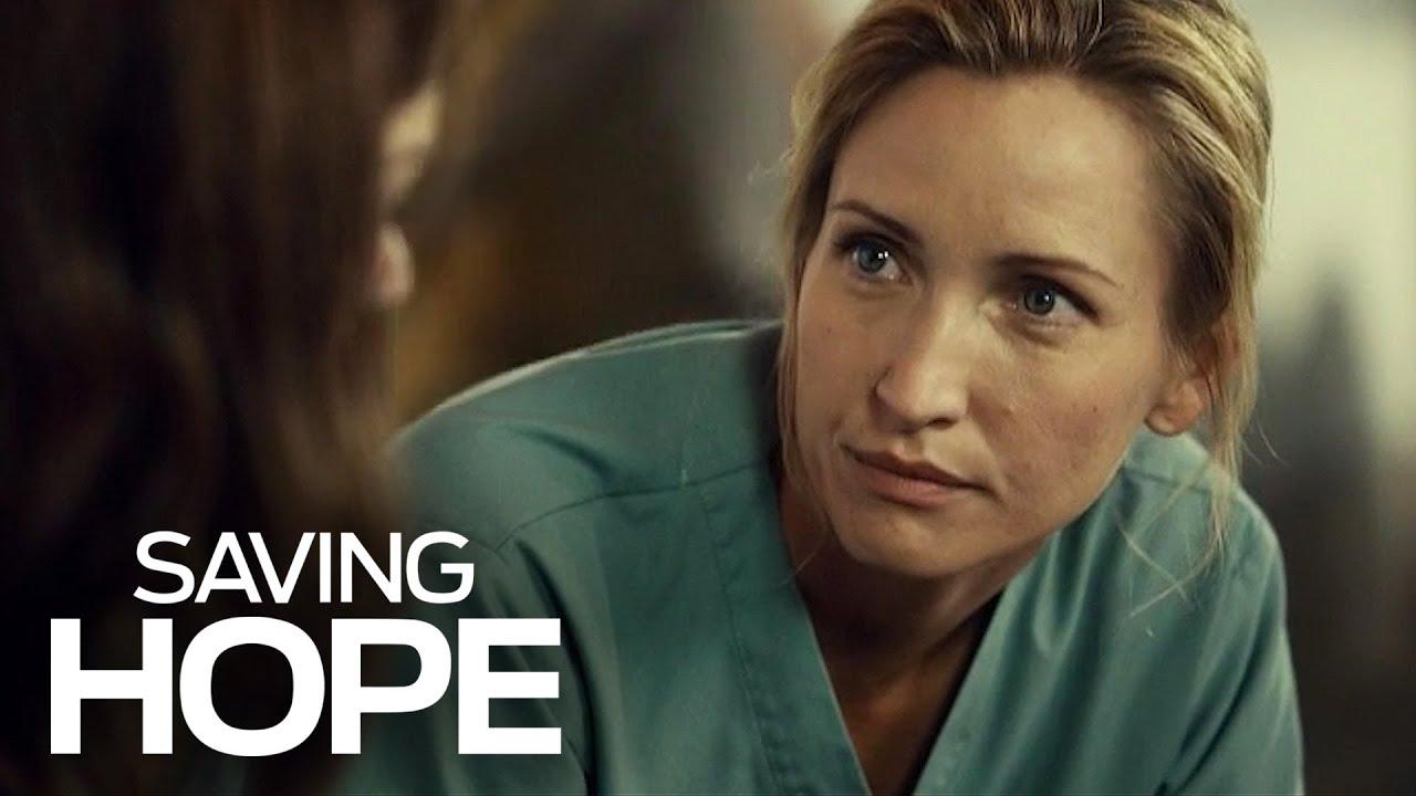 Dawn's Pep Talk | Saving Hope
