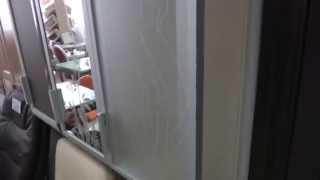 Алюминиевые рамочные фасады - демонстрация(Фасад алюминиевая рамка под стеклом в основном применяются для кухонной мебели.Хотя в последнее время..., 2013-11-23T09:20:55.000Z)